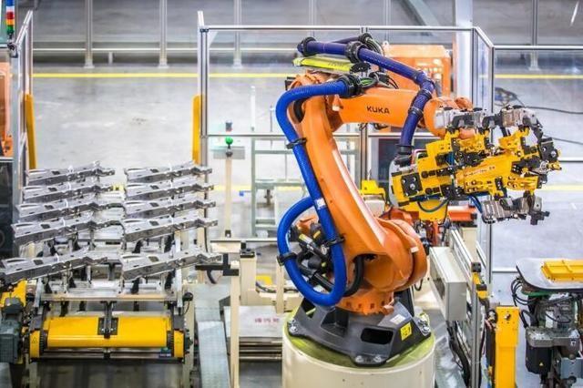 工业机器人市场